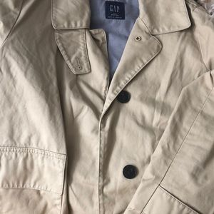 Trench coat by Gap